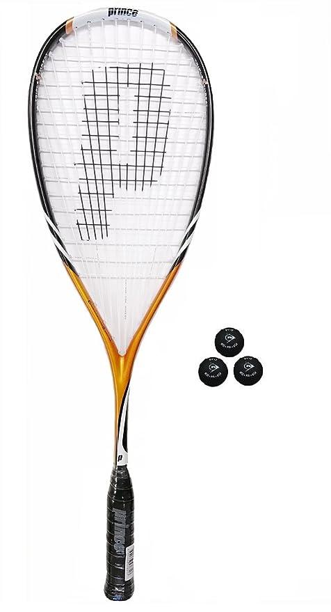 Prince Team Inspire Squash Racket Set RRP £ 79.99: Amazon.es ...