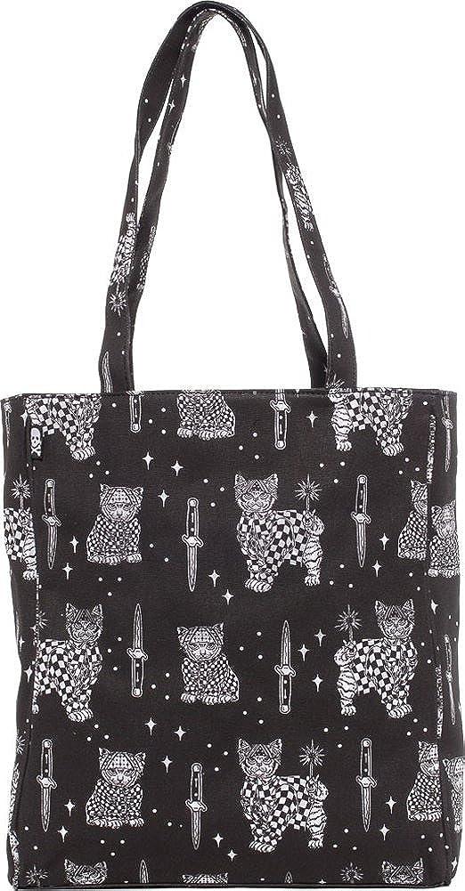 Sourpuss Brand - Cholo Cat - Tote Bag Purse