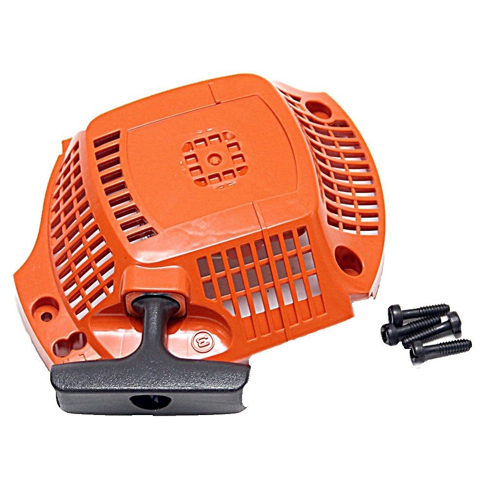 Husqvarna 504597002 Chainsaw Recoil Starter Assembly Genuine Original Equipment Manufacturer (OEM) Part