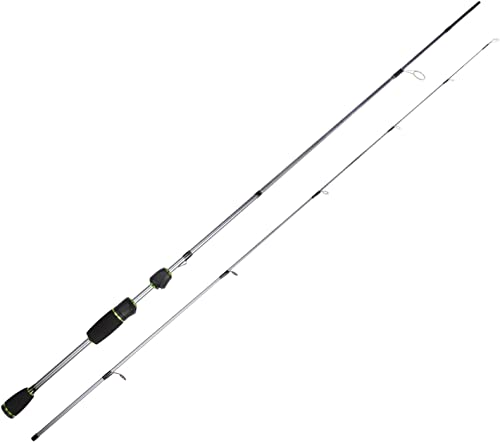 KastKing Calamus Ultra-Light Spinning Fishing Rods, Great for Crappie, Trout and Panfish, IM7 Graphite, Titanium Guides, Ultra-Light Reel Seats, EVA Handles Fighting Butt, Split Rear Handle Design