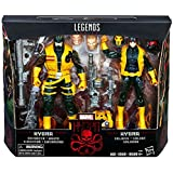 Marvel Legends Series 6 inch Action Figure - Hydra Soldiers 2 Pack