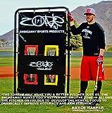 SwingAway Zone-In Baseball Pitching Target