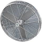 J & D Mfg. Barnstormer Recirculation Fan -7490 CFM, 24in.Dia. Blade, Model# VBS24 For Sale