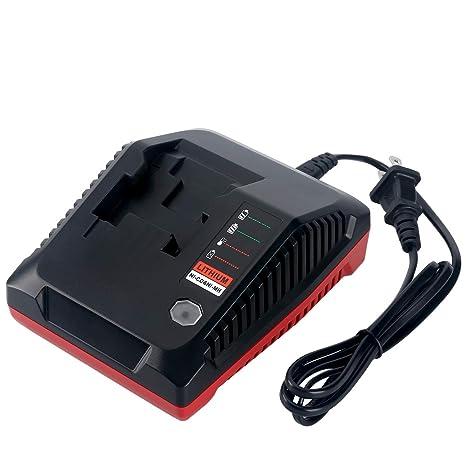 Amazon.com: Biswaye Cargador PCXMVC para Porter Cable Cable ...