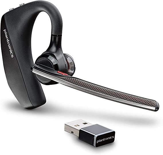 Plantronics 206110 101 Voyager 5200 UC Bluetooth Headset Black