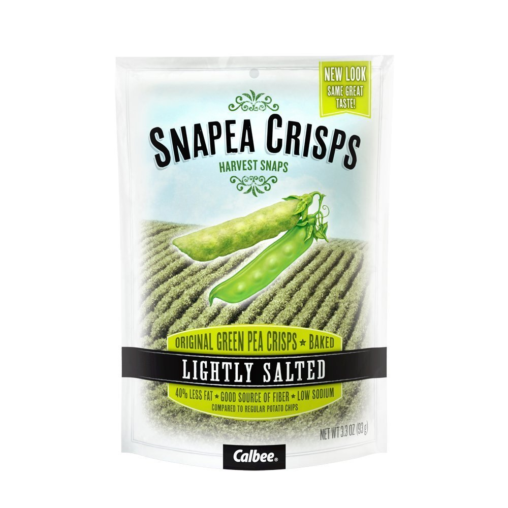 Calbee Snapea Crisps, Four Flavor Variety (Pack of 4) by Calbee (Image #1)