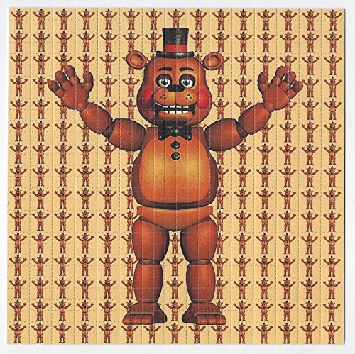Gdabs Psychedelic Blotter Art Print perforated sheet/paper 30x30 - Bear ()