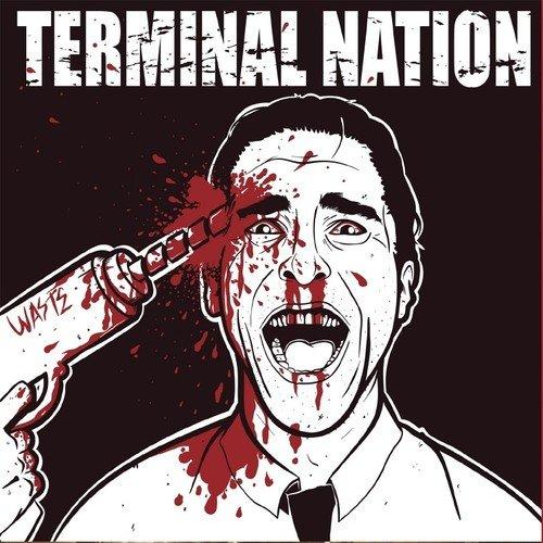 Vinilo : Terminal Nation - Waste (7 Inch Single)
