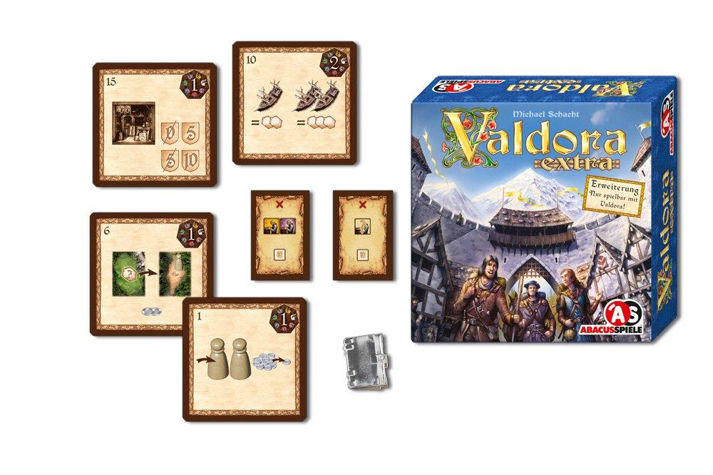 Spiele FRED Games Valdora Extra
