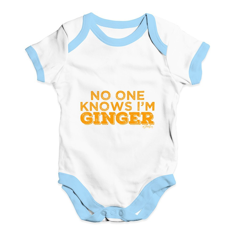 TWISTED ENVY Baby Girl Clothes No One Knows I'm Ginger