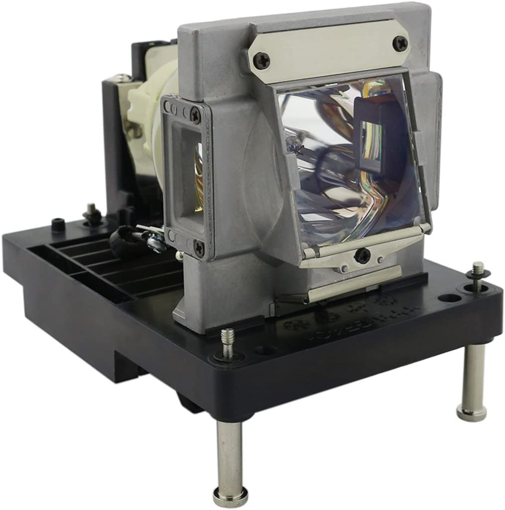 AuraBeam Professional Replacement Projector Lamp for Barco RLM-W12 with Housing Powered by Philips