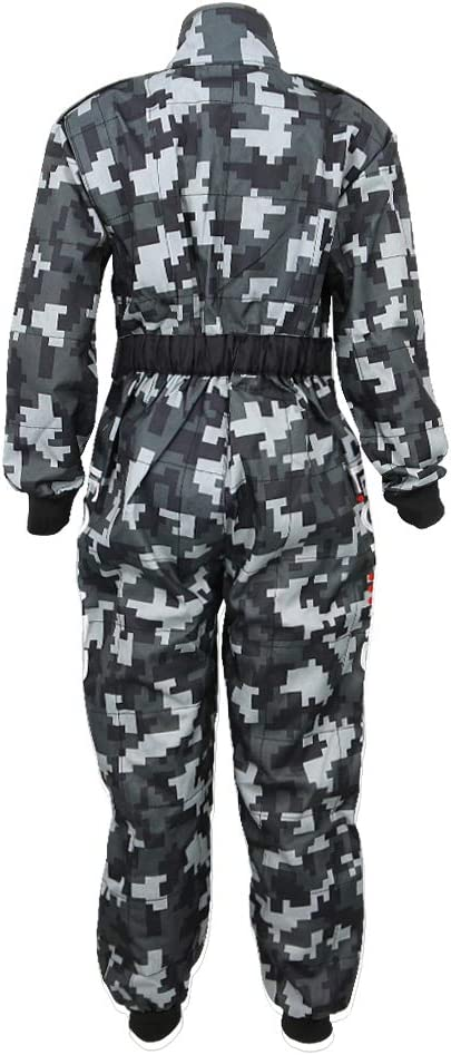Black XS Leopard CUB Kids Motocross CAMO Suit Children Motorbike Motorcycle Race Clothing ATV Karting Suit Overall 1PC 3-4 Years