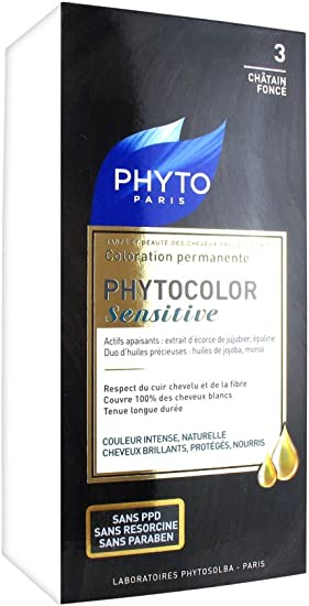 Phytocolor sensitive color permanente Phyto