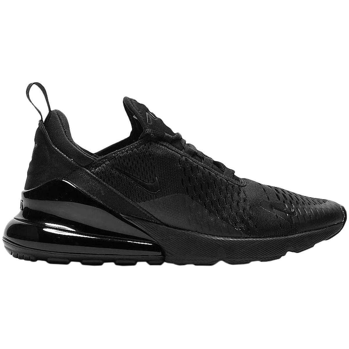 1a19d17ed6 Galleon - Nike Air Max 270 Men's Running Shoes Black/Black-Black AH8050-005  (9.5 D(M) US)