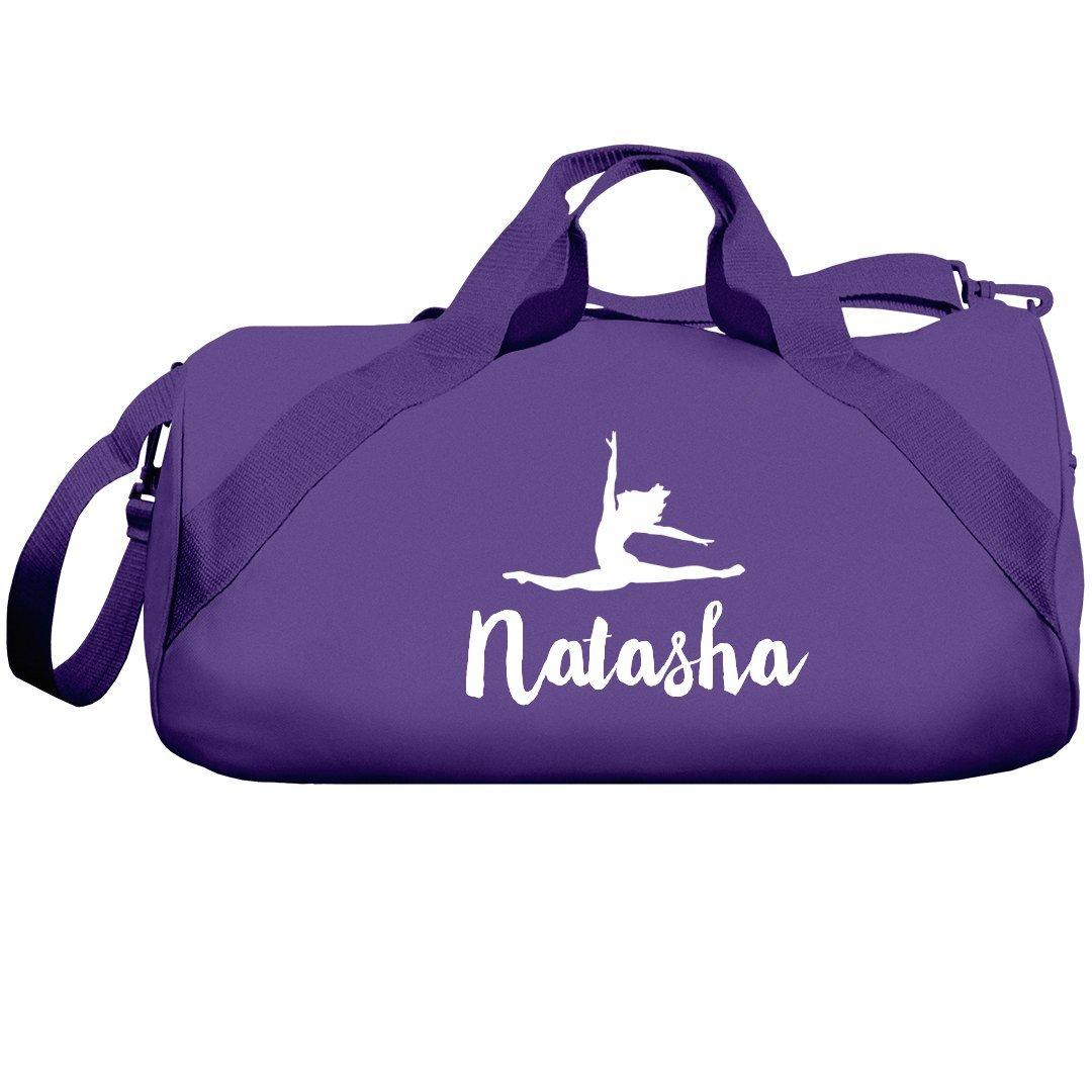 Natasha Girls Dance Duffel Bag: Liberty Barrel Duffel Bag