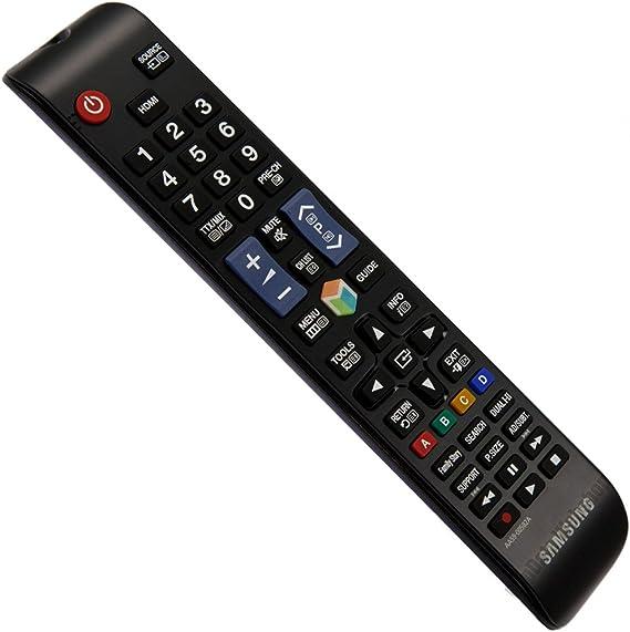 Samsung AA59-00582A - Mando a Distancia de Repuesto para TV, Color Negro: Amazon.es: Electrónica
