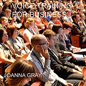 Voice Training for Business Audiobook