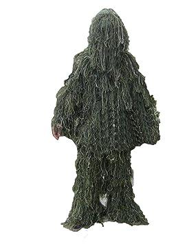 ysayc traje de camuflaje Paja Masquerade Servicio Militar al ...