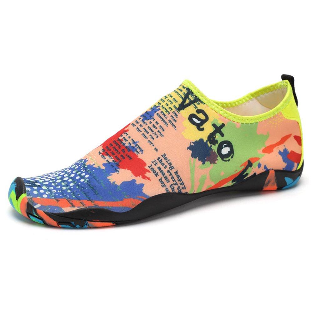 Silver_river Zapatos de Agua Unisex para Buceo Snorkel Surf Piscina Playa Yoga Deportes Acuáticos