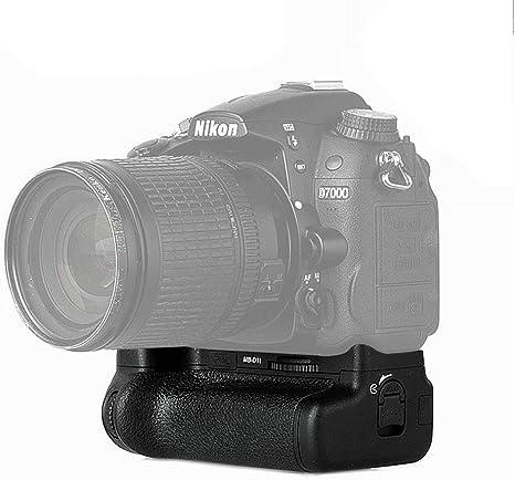 Pixel Vertax D11 apretón de la batería para Nikon D7000 DSLR de ...