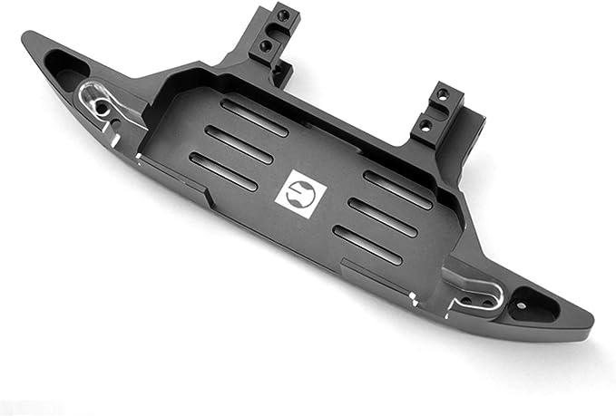 LICHIFIT Simulación Parachoques Delantero Base Modificación Winch Parachoques Delantero para TRX-6 Benz G63 para TRX-4 Benz G500 RC Car