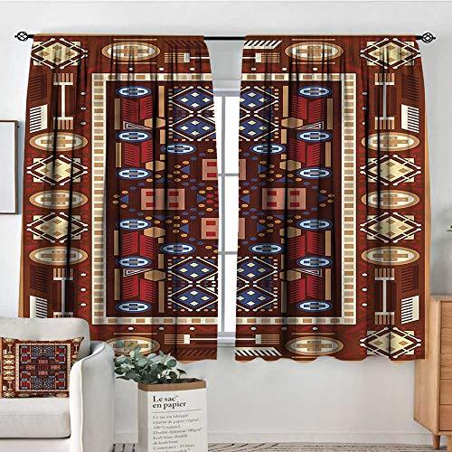 RenteriaDecor Afghan,Nursery/Baby Care Curtains Oriental Rhombus Design 104