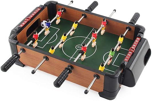 Sipobuy Mini Table Top Football Futbolista Jugadores Juego Familiar Divertido Juego de niños Juego de niños Regalo de cumpleaños de Navidad de Navidad, 15x13.2x3.6 Pulgadas: Amazon.es: Juguetes y juegos