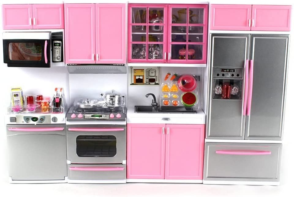 Barbie Big Kitchen Set Price Cheaper Than Retail Price Buy Clothing Accessories And Lifestyle Products For Women Men