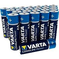 VARTA Longlife Power Batterij - AA Mignon alkaline batterijen LR6-24st Pack