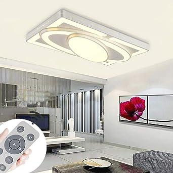 Deckenlampe LED Deckenleuchte 78W Wohnzimmer Lampe Modern ...