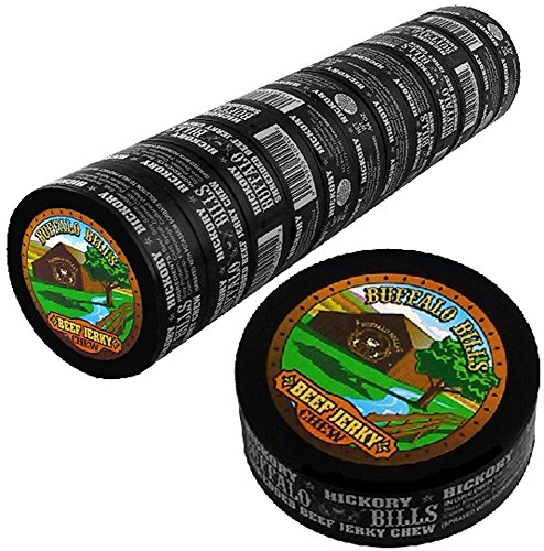 Buffalo-Bills-044oz-Shredded-Beef-Jerky-Chew-12-cans-per-roll-Available-in-3-Flavors
