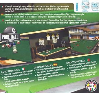 Pool Hall Pro: Amazon.es: Videojuegos