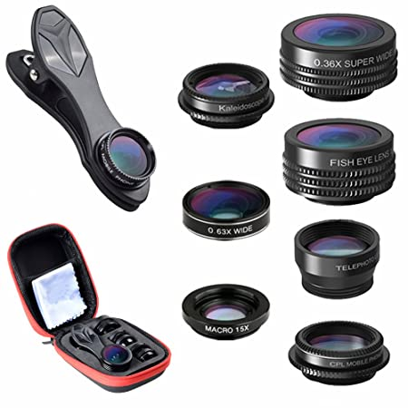 The 8 best smartphone camera lens kit with clip