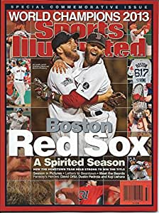 Sports Illustrated 2013 Boston Red Sox World Series Commemorative Issue