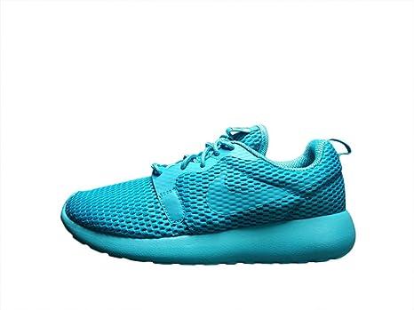 Transpirable de la mujer juegos olímpicos de Londres Roshe Run vuelo peso Runner Trail Road Racer Jogging Running Zapatillas calzado zapatillas zapatos de amortiguación cielo Azul, mujer, azul celeste, EUR38: Amazon.es: Deportes