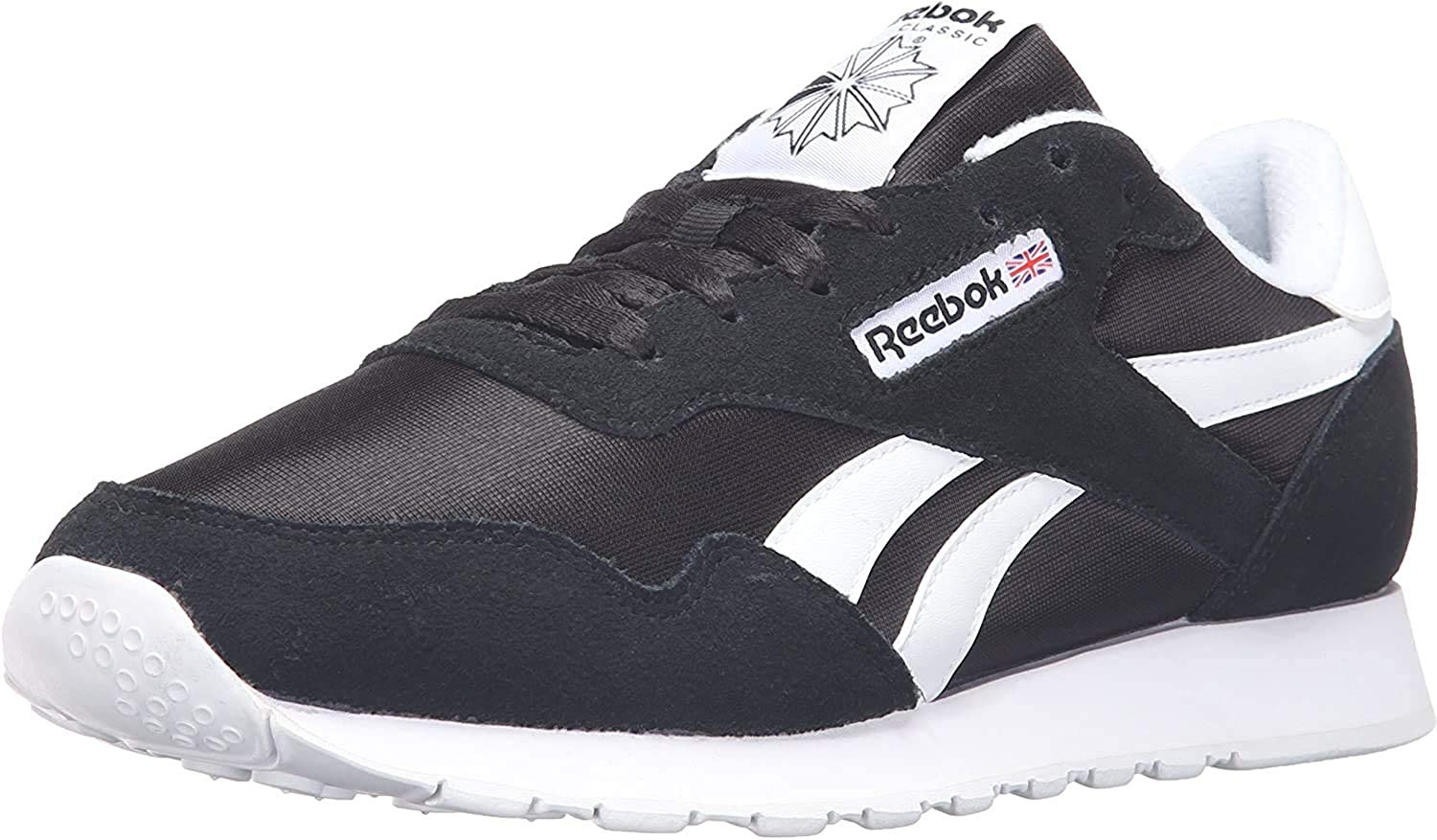 matar Resistente esposa  Amazon.com | Reebok Men's Royal Nylon Classic Sneaker Fashion | Fashion  Sneakers