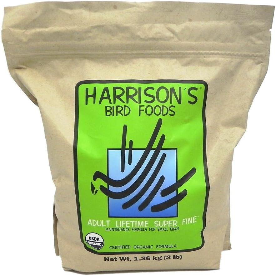 Harrison's Adult Lifetime Super Fine 3lb