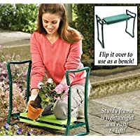 Olayer Repose-genoux Chaise pliable portable Jardin Kneele Assise