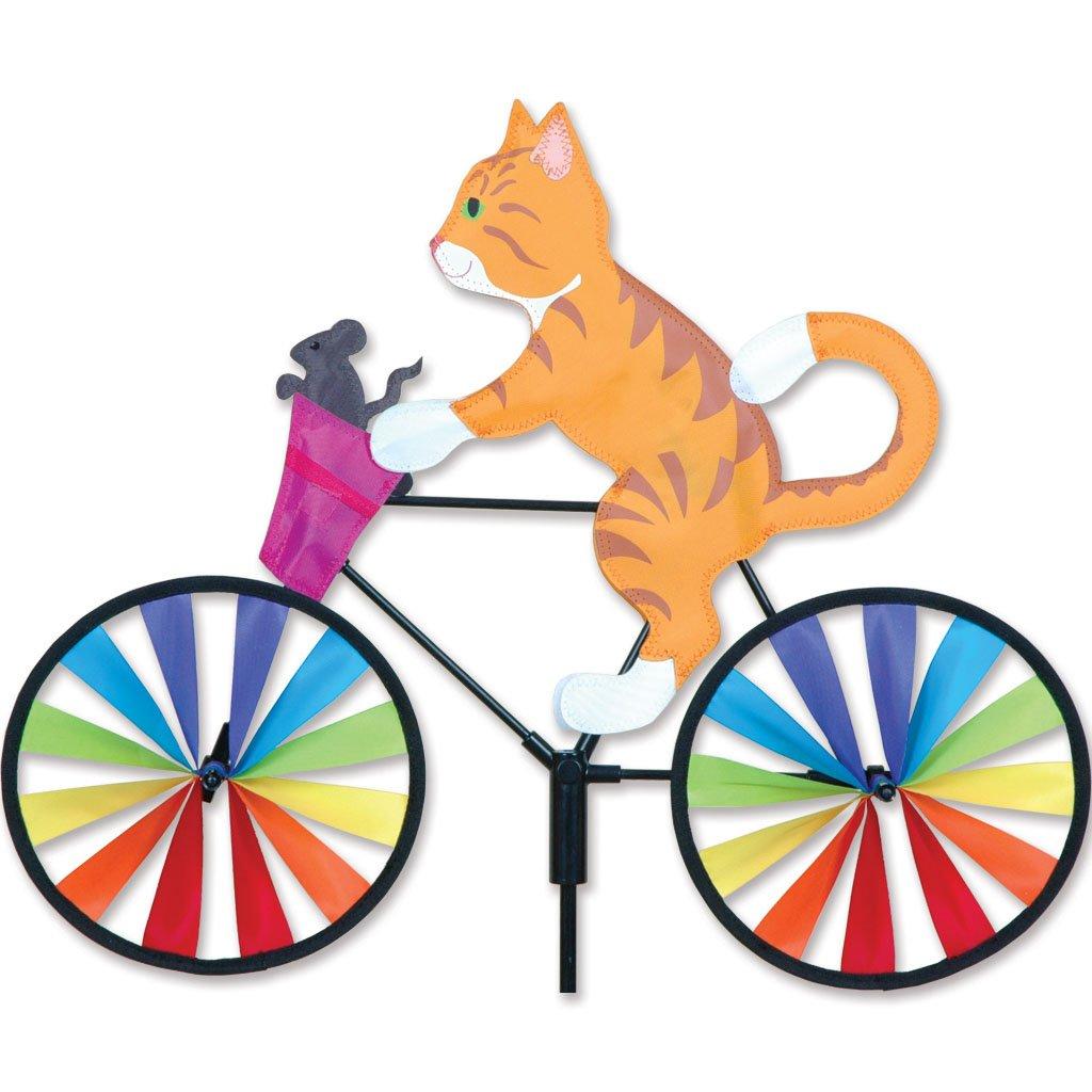 20 in. Bike Spinner - Kitty by Premier Kites