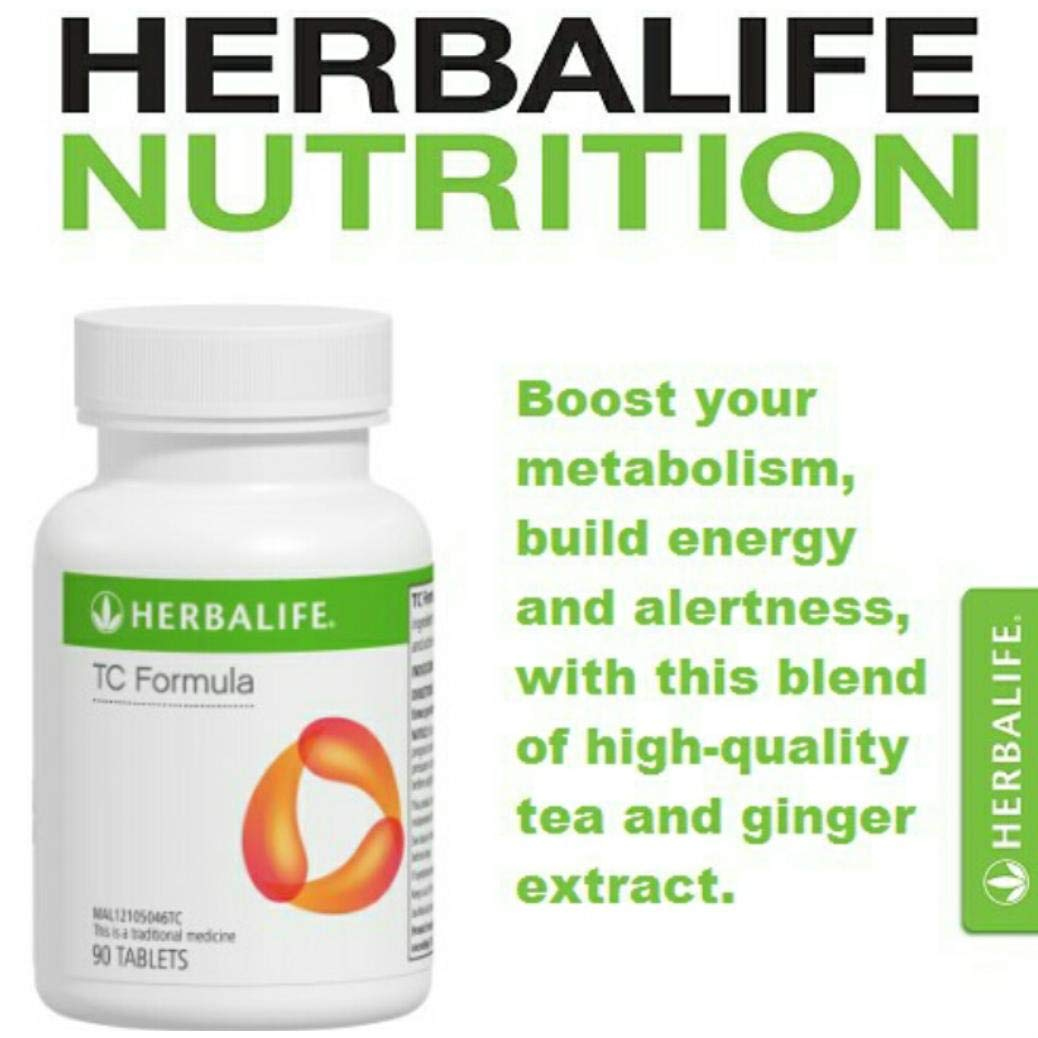 herbalife Total Control® Original 90 Tablets.(one Tablet Three Times per Day) by By herbalife