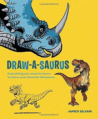 draw a saurus - 2