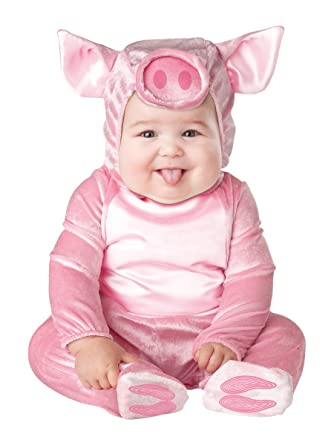 c9461bca6be4 Amazon.com  InCharacter This Lil  Piggy Infant Toddler Costume ...