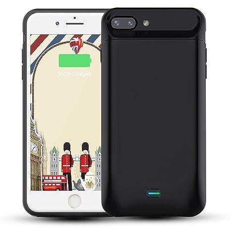custodia ricaricabile iphone 8 plus
