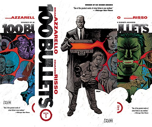 100 bullets book 1 - 5