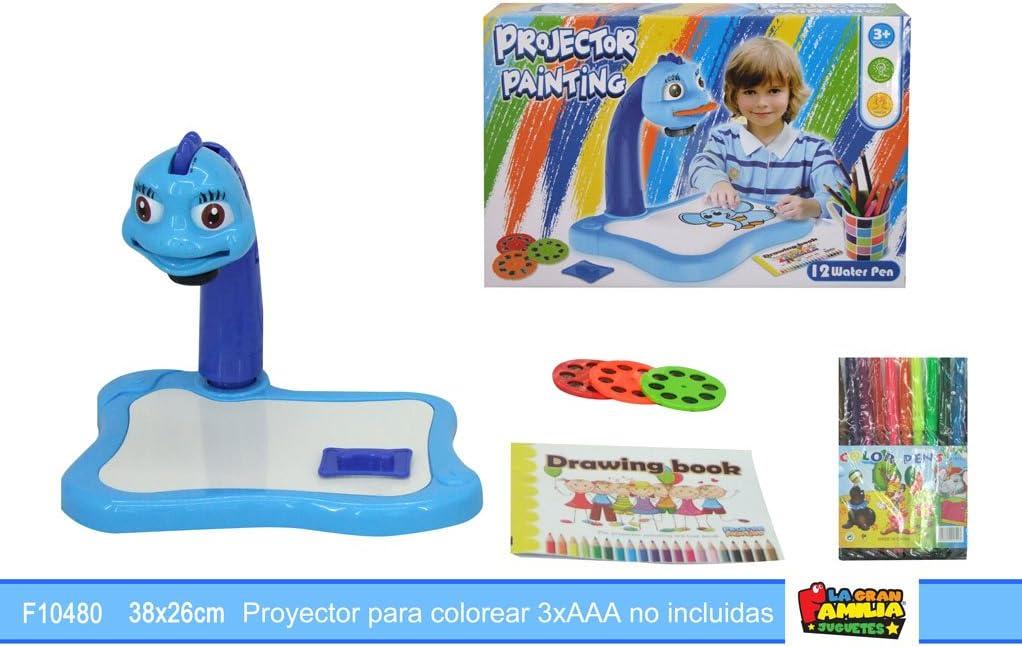 Proyector painting niño: Amazon.es: Juguetes y juegos