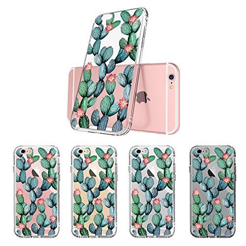 Funda iPhone 6 Plus, MOSNOVO iPhone 6 Plus / 6S Plus Carcasa Ultra Fina Caso Anti-Arañazos Silicona TPU Protectora Funda Case Para Apple iPhone 6 Plus 5.5