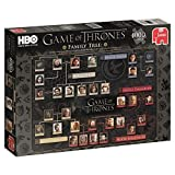 Game of Thrones Series 5 Family Tree Jigsaw Puzzle (1000-Piece)