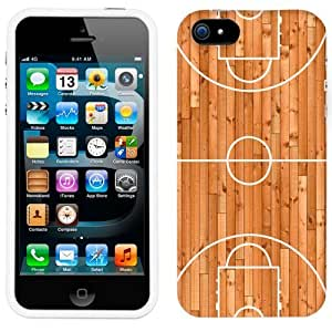 Case For HTC One M8 Cover s Basketball Court Phone