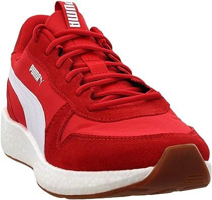 PUMA Mens Nrgy Neko Retro Casual Shoes