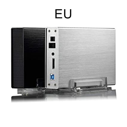 halonzhor RJ45 Disco Duro Externo Caja NAS WiFi Antena ...